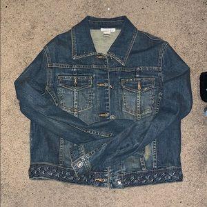 Harold's Jean Jacket size M